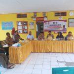 Bhabinkamtibmas Hadiri Musyawarah Rencana Pembangunan Desa (Musrenbang Desa) Tahun Anggaran 2021.